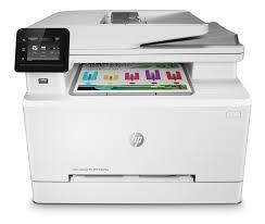 <b>МФУ HP Color LaserJet</b> Pro серии M282-M283
