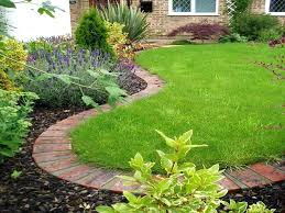 garden edge bricks garden edging tips with plant in bricks to limit the growth of the garden edge bricks