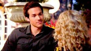Adam Weaver and Carrie Bradshaw | The carrie diaries, Chris wood,  Attractive guys
