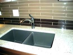 Granite Composite Sink Reviews Crushed Sinks  Large Size Of Faucet Best   Vs Stainless Steel53