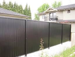 Total Privacy Aluminum Fence York Aluminum Corp Fabricater