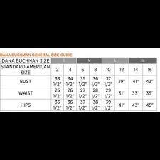 Dana Buchman Size Chart Fitted Dana Buchman Beauty