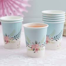 How To Design Paper Cup Paper Cup 8oz 10 Pcs Paper Straws Geen Cups