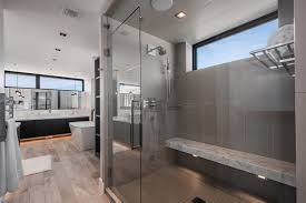 european frameless shower door bathrooms