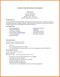 sample how to write a student resume  seangarrette cohow to write a cv for an internship student internship resume example   how to write a student resume