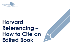 harvard referencing how to cite an edited book example of essay with harvard referencing