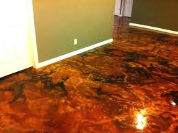 acid stained concrete floors diy uk images