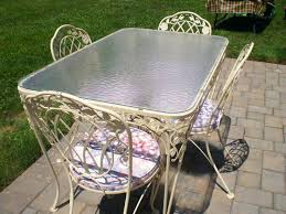 Woodard Furniture  EBayWoodard Wrought Iron Outdoor Furniture