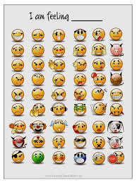 27 Always Up To Date Feelings Chart With Pictures