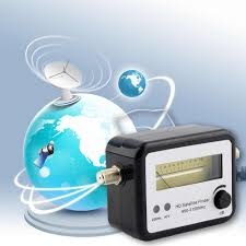 <b>Onleny Digital Satellite Finder</b> SF 95DR Meter Satlink Receptor TV ...