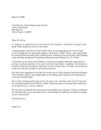 Cover Letter For A Bank Teller Job Mediafoxstudio Com