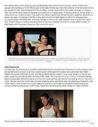 le cinema dreams film essay bonnie and clyde  part of it s 7 10 8 impotent clyde seduces bonnie