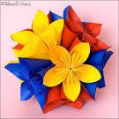Цветы 3 д своими руками