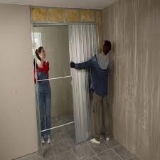 Installer Une Porte Coulissante A Galandage U2013 Greenwashing U2013 Home  Concernant Fabuleux Pose Porte A Galandage