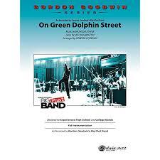 Green Dolphin Street Chart Alfred On Green Dolphin Street Gordon Goodwin Jazz Band Grade 6 Set