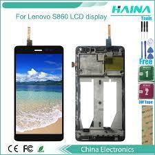 """5.3"""" Black With Frame For Lenovo S860 ..."""