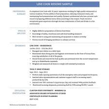 Cook Resume Charming Design Line Cook Resume 100 Prep Cook And Line Resume with 69