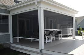 outdoor patio screens. Motorized And Large Format Screens; Retractable Screen Door Outdoor Patio Screens Pinterest
