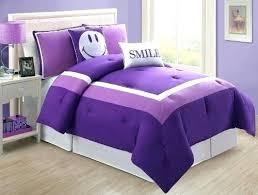 bedroom sets for girls purple. Girls Bed Sets Twin Comforter For Teenage  Modern Purple Set Bedroom