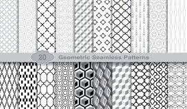 Illustrator Pattern Swatches Gorgeous Set Nature Seamless Patternspattern Swatches Included For
