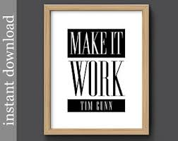 art for the office wall. make it work printable quote office wall art fashion decor for the