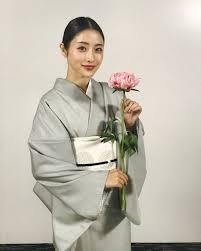 Ishiharasatomi19861224 石原さとみちゃんのファン 着物も似合う