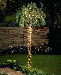 tropical outdoor lighting. Palm Tree Led Lights Tropical Outdoor Lighting Light Up Also Large Lighted E