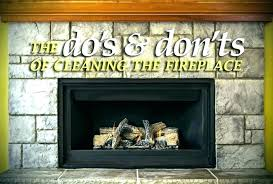 our instanew fireplace cleaner works great to get your fireplace looking like new again our fireplace cleaner works so well it takes hardly any force