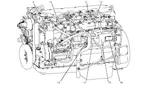 cat 3406e engine diagram cat wiring diagrams