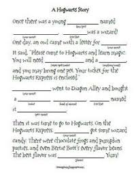 harry potter worksheet hogwarts wordsearch homeschool  harry potter unit worksheet a hogwarts story fill in the blank