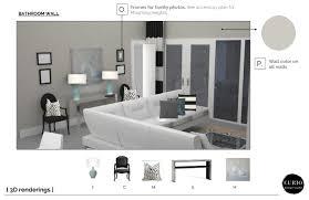 Edesign Project Details Modern Family Room Curio Design Studio