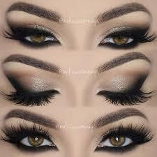 simple smokey eye for brown eyes smokey eye makeup ideas
