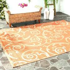 awesome outdoor rug and indoor rugs simplistic timely outside patio best of carpet new 8x10