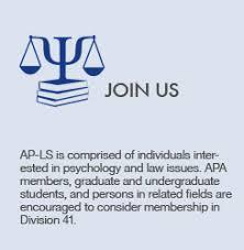 american phsycological association american psychology law society awards