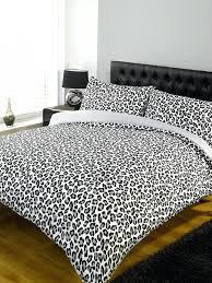 duvet quilt cover bedding set grey single double king kingsize super king animal print duvet covers canada animal print duvet covers king size cheetah print