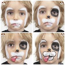 face painting step by step a repin 4u from splashtablet com