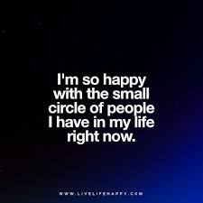 Im Happy Quotes Fascinating I'm So Happy With The Small Live Life Happy