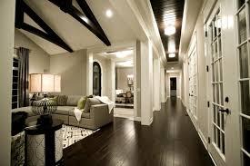 dark brown hardwood floors. Modern Dark Hardwood Floors Grey Walls Tags : Brown , Black R