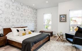 latest furniture designs photos. retro modern furniture and geometric patterns bedroom decorating ideas latest designs photos