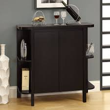 at home bar furniture. Image Of: Home Bar Furniture With Bottle And Glass Storage At