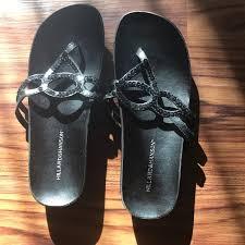 Hillard & Hanson Shoes | Hillary Hanson Sandals Size 7m | Poshmark