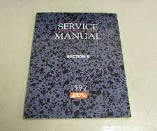 subaru svx manual 1992 subaru svx section 6 electrical wiring diagram service repair manual