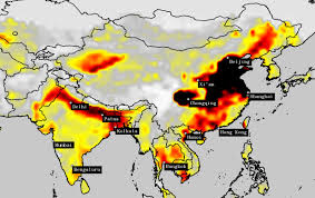 India Had Worse Air Pollution Than China In 2015 Behind Energy