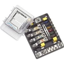 fuse blocks & fuses marinewaze blue c fuse box at Blue C Fuse Box