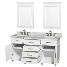 perfect white ikea bathroom vanity unit with storage and double sink