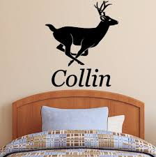 Personalized Bedroom Decor Popular Hunting Bedroom Decor Buy Cheap Hunting Bedroom Decor Lots