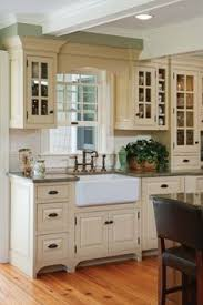 kitchen ideas cream cabinets. Traditional Island Style Teal Kitchen, Cream Cabinets, Crown Point Cabinetry , Kitchen Ideas Cabinets D