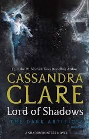 lord of shadows the dark artifices 2 paperback