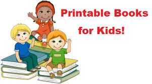 Printable Kids Printable Books For Kids