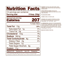 Nuts Nutrition Chart Almond Nutrition Facts Nuts N More Motivate